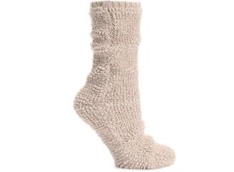 Lemon Pebble Crew Socks - Women's