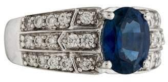 Le Vian 14K Sapphire & Diamond Ring $1,495 thestylecure.com