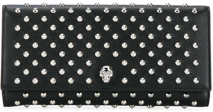 Alexander McQueenAlexander McQueen studded purse