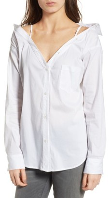 Women's Bailey 44 Stoked Shirt $188 thestylecure.com