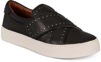 Frye Women's Nina Stud Slip-On Sneakers, Created For Macy's
