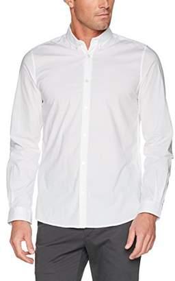 Tom Tailor Men's Slim Stretch Basic Casual Shirt