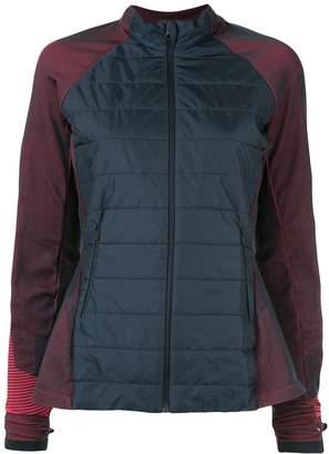 LNDR two-tone track jacket