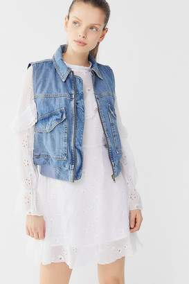 BDG Alex Denim Vest