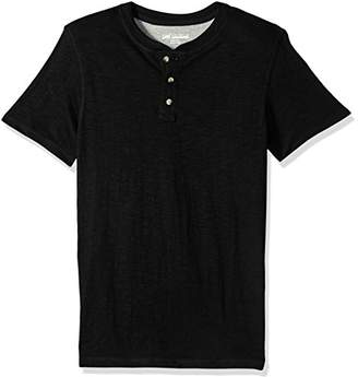 Lee Mens Short Sleeve Henley Tee Shirt