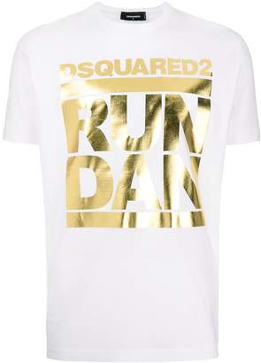 DSQUARED2 Run Dan T-shirt