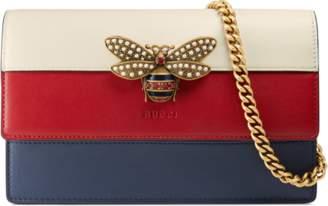 Gucci Queen Margaret leather mini bag