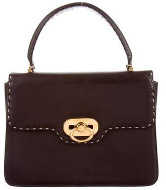 Dolce & Gabbana Flap Handle Bag