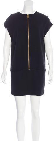 CelineCéline Sleeveless Mini Dress