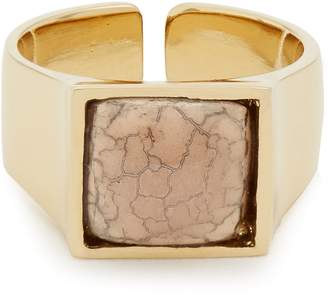 Isabel Marant Stone-embellished ring