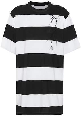 Haider Ackermann Striped cotton T-shirt