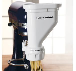 KitchenAid Pasta Press Attachment for Stand Mixers, KPEXTA