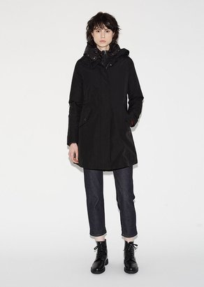 Woolrich Long Military Eskimo $595 thestylecure.com