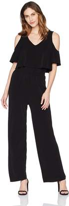 Karen Kane Women's Cold Shoulder Jumpsuit