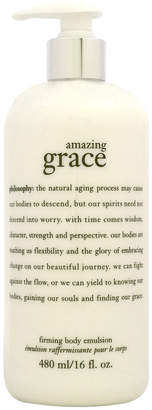 Philosophy Unisex 16Oz Amazing Grace Firming Body Emulsion