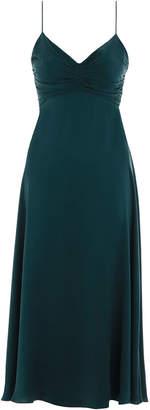 Zimmermann Rouche Slip Dress