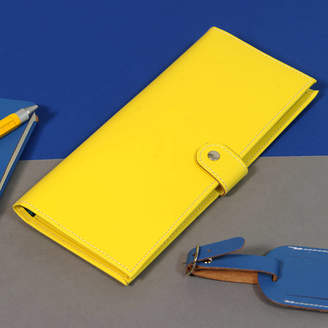 Undercover Coloured Travel Document Wallet