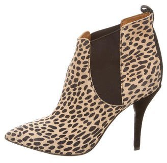 Isabel Marant Isabel Marant Suede Pointed-Toe Booties