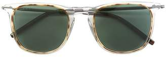 Tomas Maier smooth square frame sunglasses