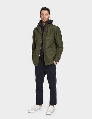Herschel Field Jacket in Dark Olive