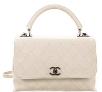 Chanel 2016 Urban Luxury Top Handle Bag