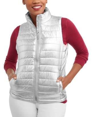 132110f840a23 Climate Concepts Women s Metallic Vest