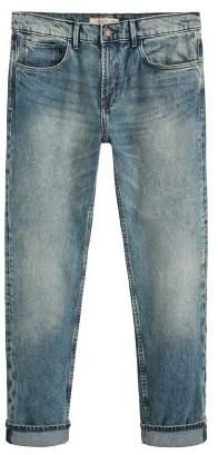 Mango man MANGO MAN Regular-fit dark vintage wash Bob jeans