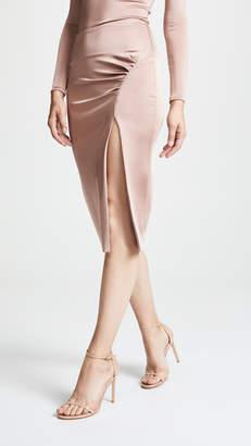 Cushnie Jersey Pencil Skirt