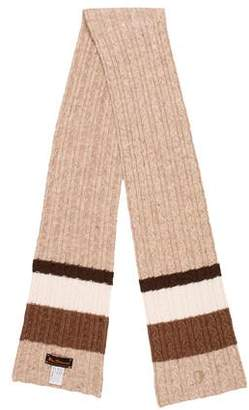 Ben Sherman Striped Knit Scarf