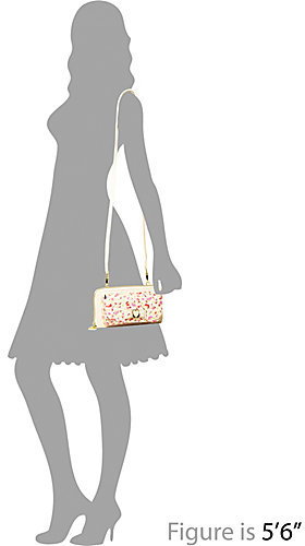 Betsey Johnson Be My Honey Buns Wallet On A String