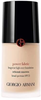 Armani Power Fabric Long-Wear High Cover Liquid Foundation