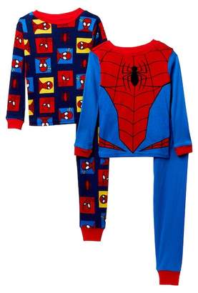 Spiderman AME Cotton PJs - Set of 2 (Little Boys & Big Boys)