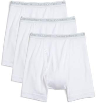 Bloomingdale's The Men's Store at Boxer Briefs, Pack of 3 - 100% Exclusive