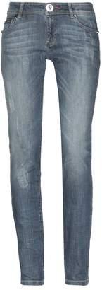 Philipp Plein Denim pants - Item 42720406WU