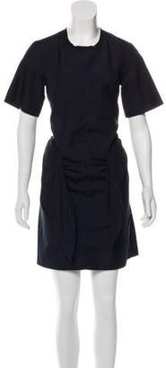 3.1 Phillip Lim Short-Sleeve Mini Dress