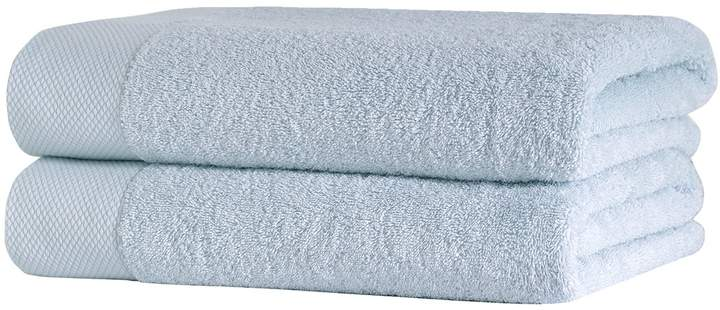 Enchante Home Signature Cotton Bath Sheets (Set of 2)