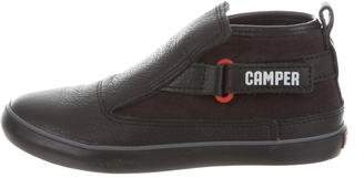 Camper Boys' Sella Leather Sneakers