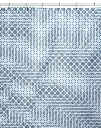 Marks and Spencer Coastal Geometric Shower Curtains