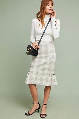 Current Air Flounced Menswear Skirt