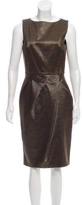 Michael Kors Metallic Sleeveless Dress w/ Tags