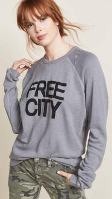 Freecity Super Thrash Destroy Sweatshirt