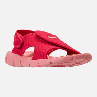 Nike Girls' Preschool Sunray Adjust 4 Sandals