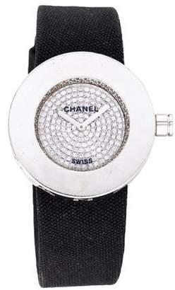 Chanel La Ronde Diamante Watch
