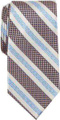 Perry Ellis Men's Nairn Stripe Silk Tie