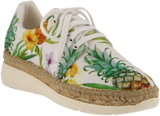 Spring Step Azura by Lace Up Espadrilles - Kacy