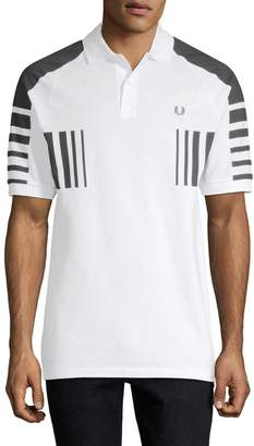 Fred Perry Men's Colorblock Polo Shirt