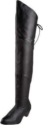 Pleaser USA Women's Maiden-8828 Medieval Boot