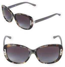 Tory Burch 56MM Oversized Sunglasses