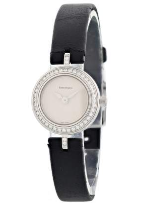 Tiffany & Co. Other White gold Watches