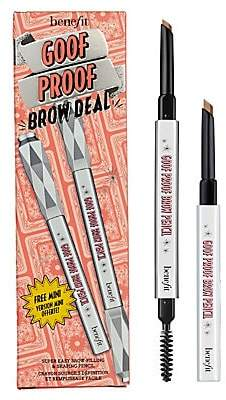 Benefit Cosmetics Women's Goof Proof Brow Deal Pencil Set - $36 Value